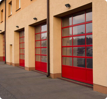 Firehouse Garage Doors - Commercial Garage Doors Glendale Heights IL